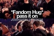 Everything❤️ / Includes: Fandoms