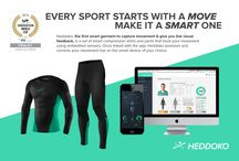 Heddoko / Start improving your training and prevent injuries before they happen with Heddoko. You can sign up to our newsletter or order your development kit @ heddoko.com