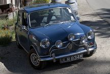Classic Minis / The Classic Mini is a true British Classic, here are our favourite photos