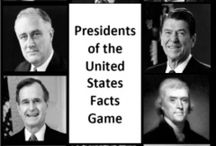 February 2015 Presidential Appreciation / Starting with President's Day, let's show our appreciation for the leaders of the USA!
