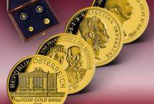 Gold Coins / Goldmünzen