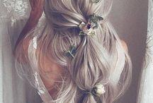 Romantic hair / Romantic and Feminine hair Styles.