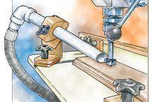 Woodworking Drillpress