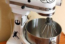 Cozinha geek