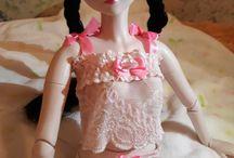 Хвастушки одежды для куклы