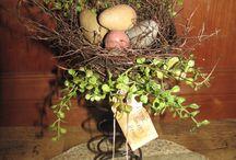 pääsiäisasetelmat
