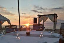 Ma Joly Beach / Dinner on the Beach at Ma Joly Restaurant