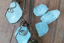 2 Aquamarine Bijoux
