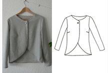 Couture - Veste / Pull