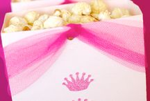 Princess party planning