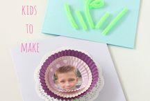 Dzień babci i dziadka / Pomysły na ręcznie robione kartki i prezenty oraz kolorowanki na dzień babci i dziadka