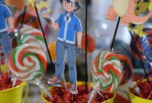 Decoracion de fiestas de pikachu