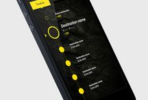 Timeline App UI