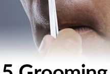 Well Groomed. / Be well groomed on your big day (and everyday after).