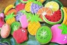 Tutti Frutti Party Ideas