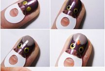 Nails  / Cute nail designs