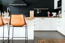 Kuchnia, salon