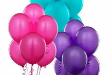 Color Balloons on Sale
