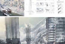 Futuristinen arkkitehtuuri