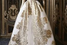 gorgeous elaborate gowns