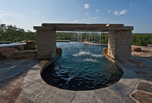 Pools & Landscape / Your custom home design doesn't end at your doorstep.