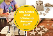 Why Kinitec Sand is Seriously Awesome Stuff