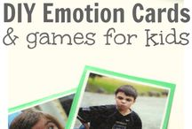DBT: games etc to help identify and name feelings