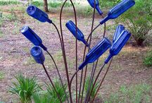 Bottle tree