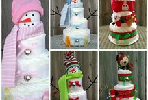 diaper cakes ideas