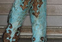 Boots and Shoes / by Amber Hadley