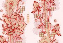 Patterns / by Francie Horton