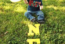 Madden's 1st Birthday :)
