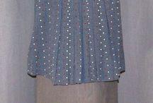 Vintage Maternity Fashion