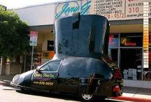 Strange&Creative Cars