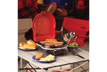 Enjoy Cooking! / Lightweight and portable, these portable, propane grills are made to travel, so anyone can become an outdoor chef creating flavorful meals anywhere, anytime.