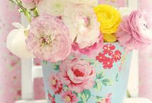 Fabulous Flowers / Flowers make me happy. They are like beautiful music for the eyes. Pin everything you like. It's always a joy to receive flowers!! / by Vicki Senter