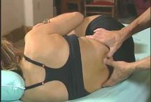 Video of manual therapy