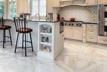 Calacatta Carrara Tile Flooring / Calacatta Carrara Tile Flooring