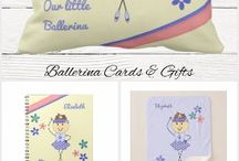Ballerina home decor and gifts