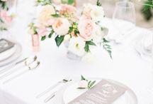Table Decor - White