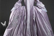 Rococo/Georgian Fashion