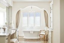 Bathrooms...I want to take a bath  :-)