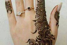 Beautifull Mehndi designs
