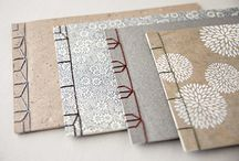 Book binding / A collection of book binding techniques.