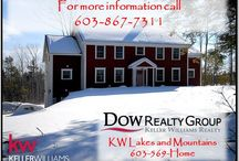 Brookfield, New Hampshire / Perspective from a local realtor and life-long resident. / by Adam Dow
