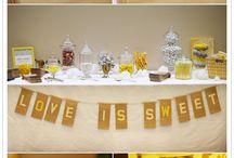 Wedding confettata and Favors / Confettata.... Per tutti i gusti! Confetti, marshmallow, caramelle, lecca-lecca e tante decorazioni e favors bomboniere, regalini segnaposti :)