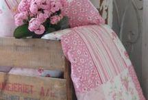 a soft quilt