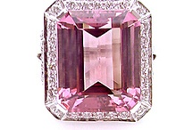 Engagement Rings I Love / Diamonds are a girl's best friend / by Robin Kassner
