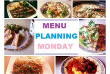 Meal Planning / Menu Planner / Meal Planner / Food Preparation