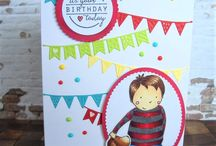 Tonic Birthday Cards